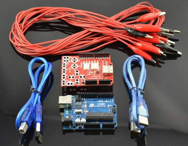 Arduino 光电码盘测速 测速 霍尔测速 电机码盘测速 霍尔元件