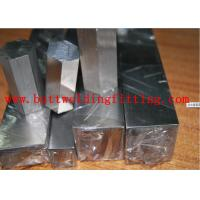 China AISI ASTM 304L Stainless Square Bar Stock Silver Ss Rod For Construction wholesale