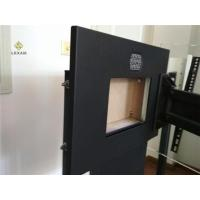 Buy cheap Black Paint Keypad Wall Vault , TV100 Wall Mounted Jewelry SafeElectronic Lock from wholesalers