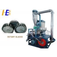 China SMW Series WPC Wood Plastic Grinding Equipment Water And Wind Cooling System Available on sale