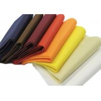 China Eco Friendly PP Spunbond Nonwoven Fabric Waterproof colors for apparel wholesale