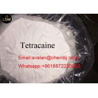 China USP Standard CAS 94-24-6 99% Purity White Raw Material Powder Local Anaesthesia Drugs Pain Reliever Tetracaine/INN on sale