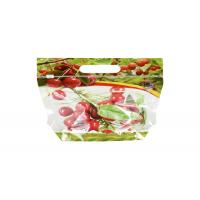China Excellent quality zipper stand up pouch fresh fruit packaging bag on sale