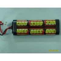 China R/C Car NIMH Rechargeable Batteries SC3300mAh 7.2V , Lithium Battery Pack on sale