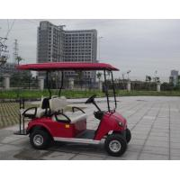 China 2+2 seater gas golf cart wholesale