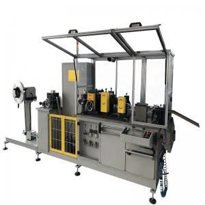 China High Speed Aluminium Fin Making Machine , Automatic Fin Rolling Machine on sale
