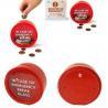 2014 new design round emergency piggy bank