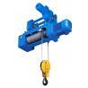 Standard Headroom Trolley Wire Rope Hoist , Mining 3P 380V