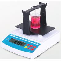 China Ammonia Hydroxide Water Digital Specific Gravity Tester Equipment 0.0001 G/Cm3 wholesale