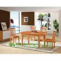 China Solid Wood Dining Chairs,Solid Wood Dinning Table Furniture With Chairs/Home furniture on sale