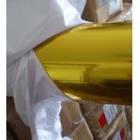 hot sale self adhesive golden film