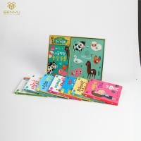 China Paperboard Custom Printed Booklets CMYK Printing For Education Teaching on sale
