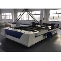 China 2mm Stainless Steel Laser Cutting Machine With Raycus 750W Laser Source on sale