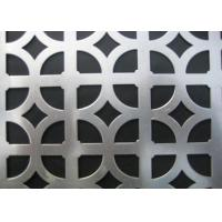 China Galvanised Steel Decorative Metal Panels , Ornamental Decorative Metal Grate For Ceilings wholesale