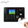 China A-C061 Fingerprint Time Clock Recorder Biometric Employee Attendance System wholesale