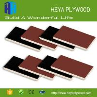 China 2018 new price flat cut 18mm plywood 4x8 plywood 18mm shuttering plywood specifications wholesale