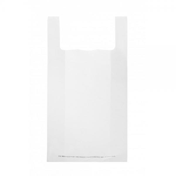 Strong Carrier Bags Plastic Vest Carrier Bag