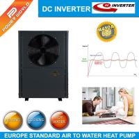China Dual-rotary  Multi - function air to water monobloc heat pump DC inverter heat pump wholesale