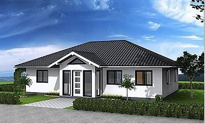 bungalow plans images. Black Bedroom Furniture Sets. Home Design Ideas