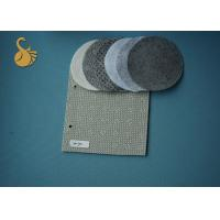 China Eco - fridendly Grey Needle Punched Non Woven Fabric 120 - 900gsm For Medical Caps wholesale