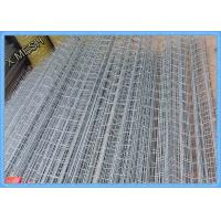 China Medium Duty Metal Wire Mesh , Aluminum Wire Mesh Cable Tray Hot Dipped Galvanized wholesale