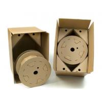 Buy cheap Corrugated Cardboard Box Packaging, Custom logo printed recyclable carton shipping from wholesalers