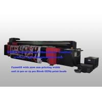 Buy cheap High Speed UV Roll To Roll Printer Ricoh Gen5 Print Heads For Flexible from wholesalers