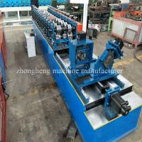 China Galvanized Steel Profile Stud And Track Roll Forming Machine High Speed wholesale