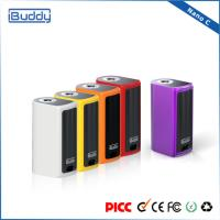 China High End Compact Exquisite E Cigarette Box Mod Screen And Buttons Integrated wholesale