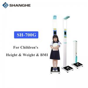 China Digital Checkup BMI 7 Inch Child Weight Machine wholesale