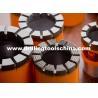 Buy cheap Wireline Diamond Core Drill Bits For Granite / High Performance Core Drill Bit from wholesalers