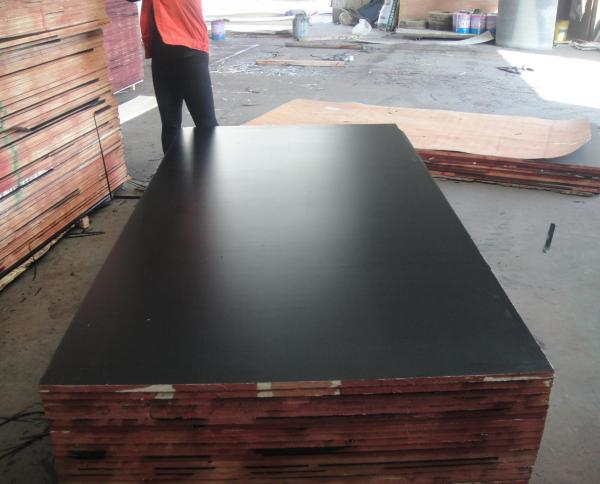 Quality 1220*2440, 1250*2500mm, 1500*3000mm MARINE PLYWOOD & construction film faced shuttering plywood for sale