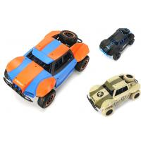 China Shockproof 2.4 GHz Wireless Remote Control Car 4WD Rock Crawlers Driving wholesale