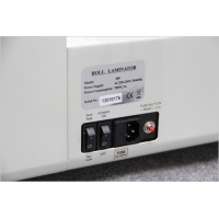 China 220V/50 Hot and cold lamination, easy operation, 4 rollers heating lamp pouch laminator on sale