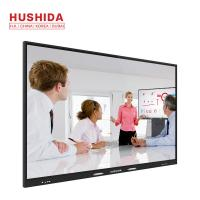 China HUSHIDA 75 H1 1080P Touch Screen Interactive Whiteboard, Smartboard for Meeting on sale
