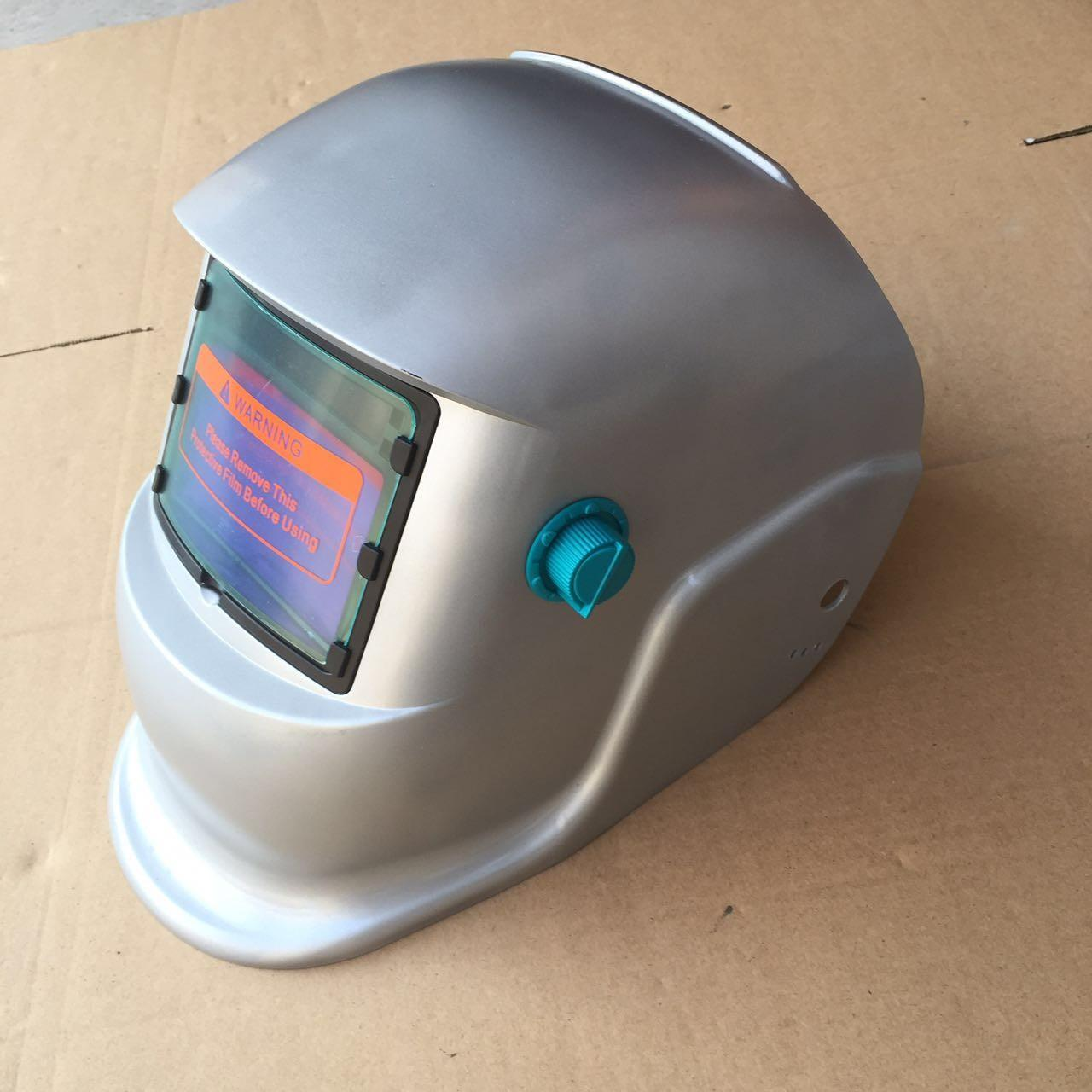 China Customized Auto Darkening Welding Material Welding Helmet Consumables Mask wholesale