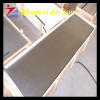 China gr1 astm b265 titanium plate/sheet wholesale