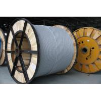 China Lb40 Aluminium Clad Steel Wire Strand Acs For Opgw , SGS / BV Certification wholesale