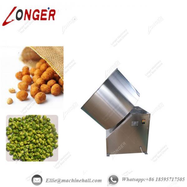 peanut coating equipment