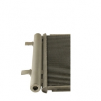 """China 3/8"""" Copper Tube Microchannel Heat Exchanger Sustainable for Showcase wholesale"""