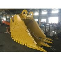 China Mining Rock bucket for Hitachi Excavator EX1200 with Hardox material wholesale