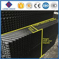 China PVC infill for industrial cooling tower durable 19mm cooling tower fill wholesale
