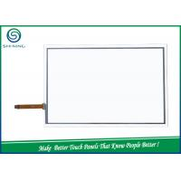 China Information Equipment F / G 15.1 Inches Touch Screen Panels 2 Layers ODM / OEM wholesale