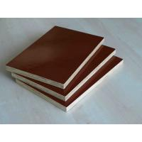 China Environmental Protection Brown Film Faced Plywood With Both Sides Melamine Covered on sale