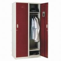 China 2-door Metal Locker/Cabinet, Customized Designs are Welcome wholesale