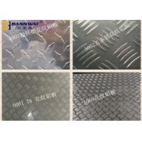 China 6063 T5 / T6 Extruded Aluminum Plate 10mm - 100mm For Building Construction wholesale