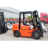 China High Safety Operation Diesel Forklift Truck 3T With Long Fork And Fork Extension wholesale