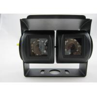 China LED IR Night Vision Bus BackupCamera with Dual Lens , Reversing Cameras For Trucks on sale
