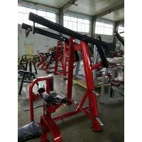 China Hammer Strength Plate Loaded Gym Equipment / Pull Down Machine 152kg wholesale