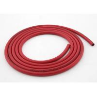 China Red And Smooth Cover Refrigerant Charging Hose For R12 , R22 , R134a Etc wholesale